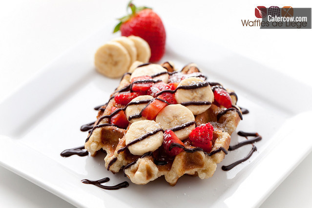 Fresh Liege Waffle & Ice Cream Party! from Waffles de Liege on ...