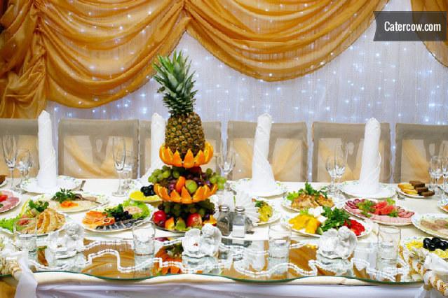 Catercow wedding